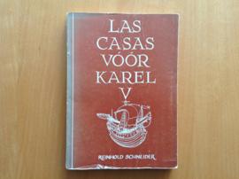 Las Casas voor Karel V - R. Schneider