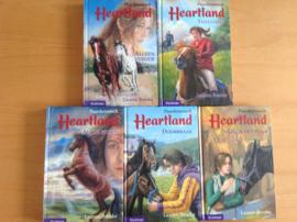 Pakket a 5x Heartland - L. Brooke