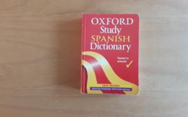 Oxford Study Spanish Dictionary - V. Grundy