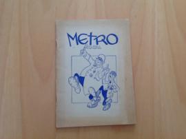 Metro 10-tal - M. Toonder