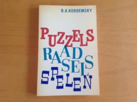Puzzels, raadsels en spelen - B.A. Kordemsky