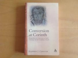 Conversion at Corinth - S.J. Chester