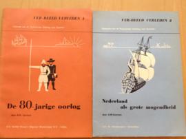 Pakket a 2x Ver-beeld verleden, 1 en 2 - A.W. IJzerman