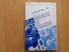 Besturen in vrijheid. De bond KBO 1963-1988 - G.P.M. van Leeuwen