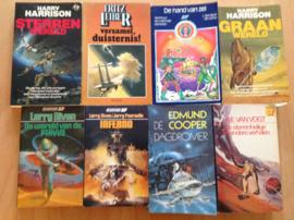 Pakket a 12x science fiction