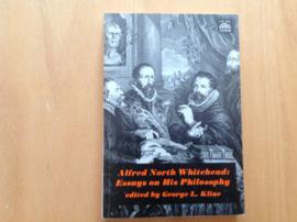 Alfred North Whitehead: Essays on His Philosophy - G.L. Kline
