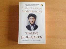 Stalins jeugdjaren - S. Sebag Montefiore