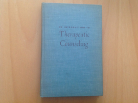 An introduction to Therapeutic Counseling - E.H. Porter