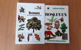 Set a 2x Bomen / Bosleven - M. Barrett / S. Jacquemier