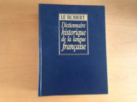 Le Robert Dictionnaire Historique de la Langue Francaise - A. Rey