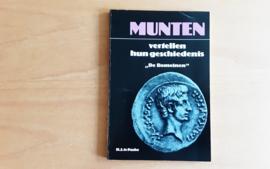 """Munten vertellen hun geschiedenis """"De Romeinen"""", deel 1 -  H.J. te Paske"""