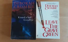Set a 2x Deborah Crombie