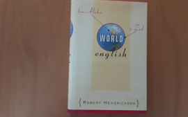 Word English from Aloha to Zed - R. Hendrikson