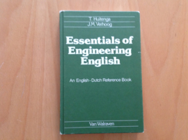 Essentials of Engineering English - T. Huitinga / J.M. Verhoog