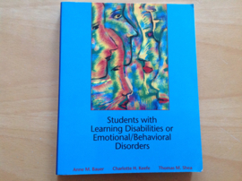Student with Learning Disabilities or Emotional / Behavorial Disorders - A.M. Bauer / C.H. Keefe / T.M. Shea