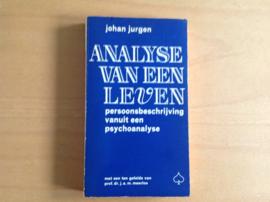 Analyse van een leven - J. Jurgen