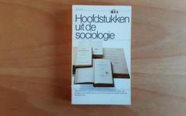 Hoofdstukken uit de sociologie - J. Goudsbloem / B. van Heerikhuizen / A. de Keyser / G.T. Marijnen