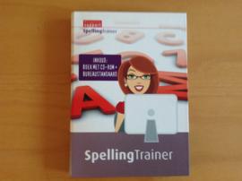 Spelling Trainer met CD-ROM en bureaustandaard