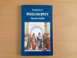 Invitation to philosophie - M. Hollis