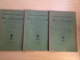Dictionnaire Apologetique de la Foi Catholique, 9 delen - A. D'Ales