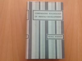 Comparative psychology of mental development - H. Werner
