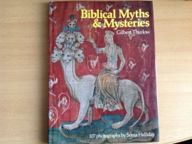 All colour book of Biblical Myths & Mysteries - G. Thurlow