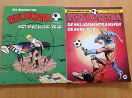 Pakket a 2x Een avontuur van Roel Dijkstra - A. Brandt / J. Bubenik