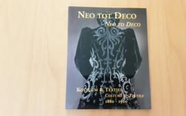 Neo tot Deco / Neo to Deco - E. Hartkamp-Jonxis / B.M. du Mortier