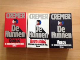 De Hunnen, 3 delen - J. Cremer