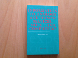 Information technology and human services, more than computers? - J. Steyaert