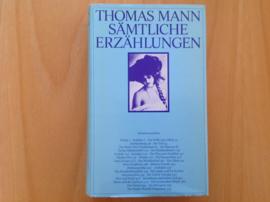 Sämtliche Erzählungen - T. Mann