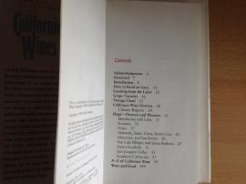 The pocket encyclopedia of California Wines - B. Thompson