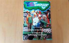 Ti-Ta-Tovenaar met twee verhalen, compleet met alle 64 plaatjes