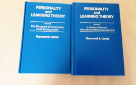 Set a 2x Personality and Learning Theory - R.B. Cattell