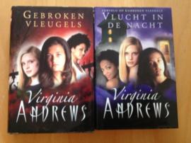Set van 2 boeken uit de Gebroken vleugels-serie - V. Andrews