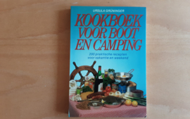 Kookboek voor boot en camping - U. Grüninger