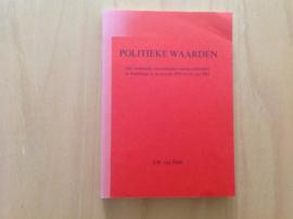 Politieke waarden - J.W. van Deth