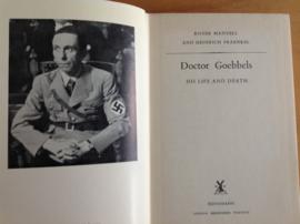 Doctor Goebbels. His life and death - R. Manvell / H. Fraenkel