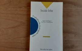 Sociale fobie - A. Scholing / P.M.G. Emmelkamp