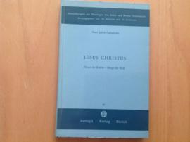 Jesus Christus Haupt der Kirche - Haupt der Welt - H.J. Gabathuler
