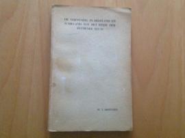 De vervening in Delfland en Schieland tot het einde der zestiende eeuw - W.J. Diepeveen