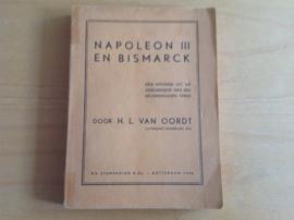 Napoleon III en Bismarck - H.L. van Oordt