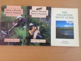 Pakket a 3x trout fishing - G. Pullen / N. Birkinshaw