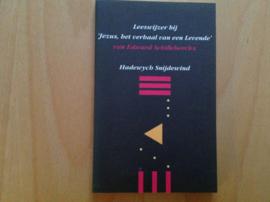 """Leeswijzer bij   """"Jezus, het verhaal van de Levende"""" van Edward Schillebeeckx - H. Snijdewind"""