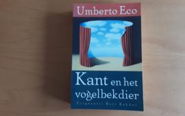 Kant en het vogelbekdier - U. Eco