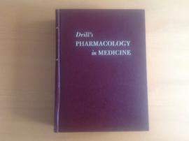 Drill's Pharmacologny in medicine - J.R. DiPalma