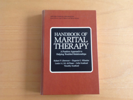 Handbook of marital therapy - R.P. Liberman / E.G. Wheeler / L.A.J.M. de Visser / J. & T. Kuehnel
