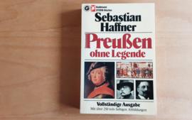 Preussen  ohne legende - S. Haffner