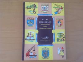 Atlas Rijksdelen Buurlanden en het Caribisch Gebied - H.N. Dahlberg