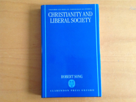 Christianity and liberal society - R. Song